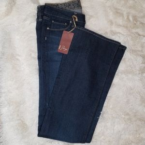 NWT Paige Denim Canyon Boot jeans